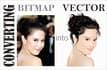 vectorizing or tracing image, photo, logo, etc