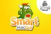 create a AWESOME Mascot Logo Design