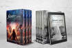 create eye catching 3D box set, ebook, dvd eCOVER From Your Existing 2D Cover