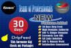 create,seo,link Building for 30 Days Drip Feed