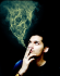 create a smoking effect on your pic