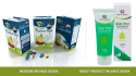 do design professional amazing product package design