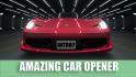 create amazing car opener car intro with your logo or text