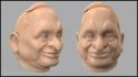model a 2D sketch into 3D