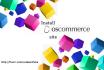 install Oscommerce site