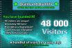 drive 48 000 WebTraffic to Your website
