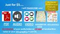 do accurate transcription of 15 min audio or video