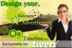 design PROFESSIONAL Flash Banners ,Headers, Cover