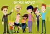create animated explainer video