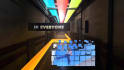 design an exciting Colorful Corridor opener video