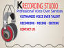 provide solutions Vietnamese Voice Over Talents