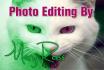 do Professional Photo Editing