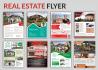 design professional Real Estate flyers