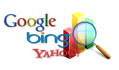 get your site index Google  and submit to all search engines