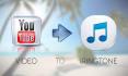 transform any youtube video into iPhone ringtone