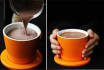 give you Hot Chocolate with Red Wine recipe