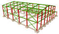 help you design simple steel structures according to AISC360