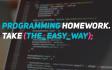 make your programming homework on 3 days or less