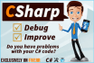 do your C Sharp projects and assignments