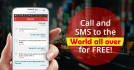 provide you to send free sms and free call to all over world