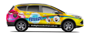 design Attractive Vehicle Wrap