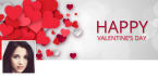design Valentines Day Facebook Timeline Cover with Free DP