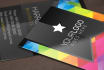 create Professional customized HD business cards