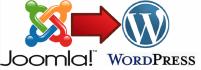 convert Joomla Website to WordPress Website