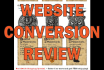 review your website