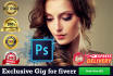 do AWESOME Photoshop Editing 24x7