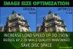 optimize 70 Images File Sizes Without Sacrificing Quality