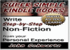 give you super simple kindle books
