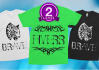 make tribal style T shirts for you with your name or message