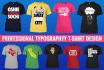 design teespring tshirt design