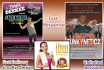 design a beautiful flyer, poster or brochure
