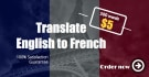 translate up to 500 words into french