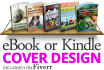 create an Amazing Eye Catching eBook or Kindle Cover
