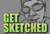 draw a fun Digital Sketch of You