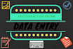 be your Virtual Assistant for Data Entry projects