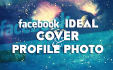 design Facebook IDEAL cover and profile photo