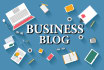 provide Guest Post in Business blog