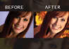 professionally retouch your HQ pictures