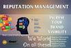 reputation Management and SEO