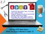 edit or convert PDF, fillable pdf form, jpeg, png documents