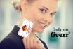 design an eyecatching business card