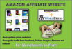 build an AMAZING  Wordpress Amazon Affiliate Website