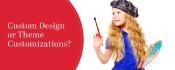 customize, fix WordPress Website