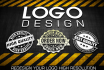 design your logo in High Resolution