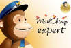 work as a Mailchimp expert