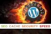 speed your WordPress website